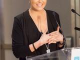 Cheryl Hickey, host of Entertainment Tonight Canada, presents