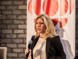 The CBC's Susan Taylor talks content and programming during the broadcaster's upfront session