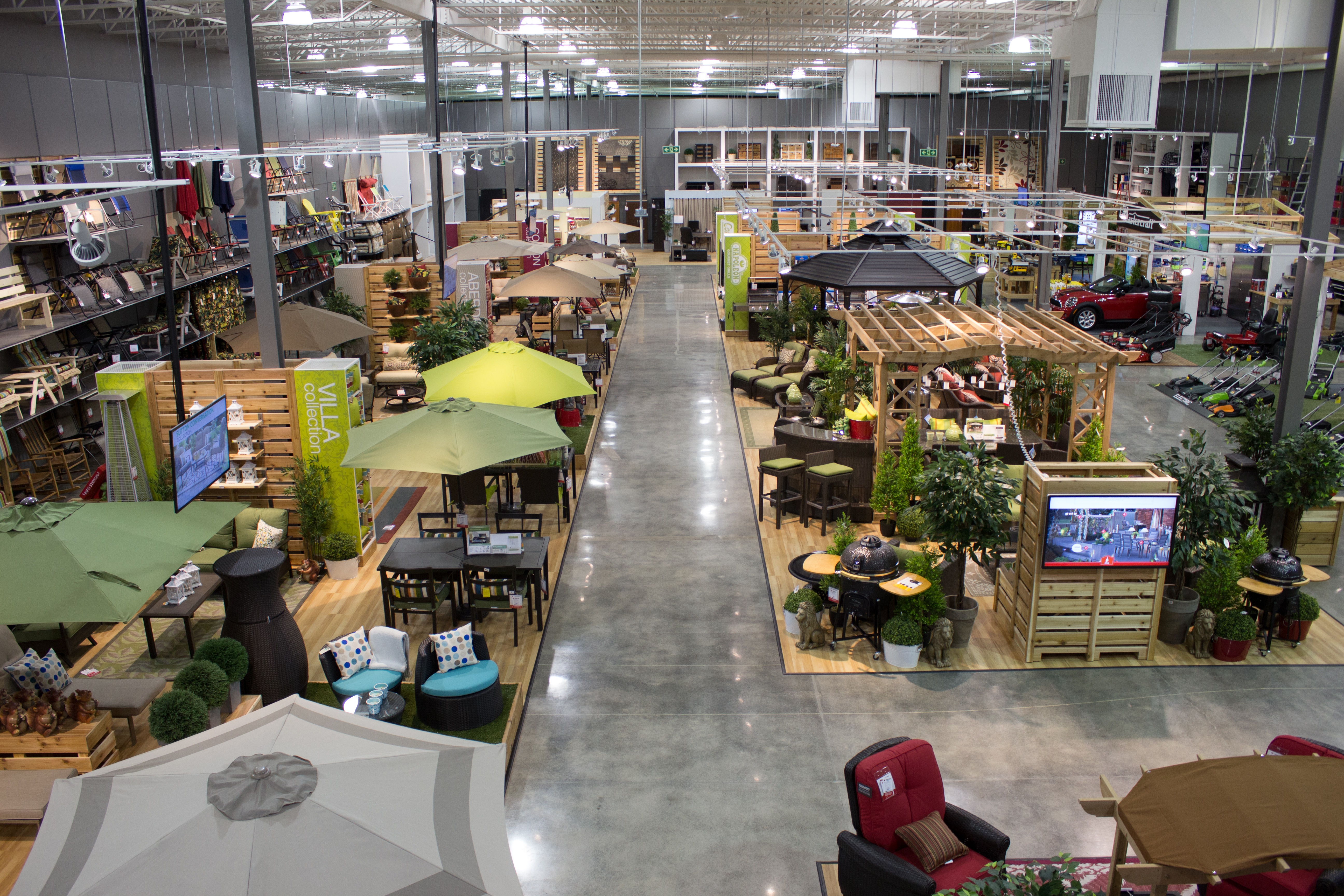 02764ce89 Inside Canadian Tire s experimental new showroom » strategy