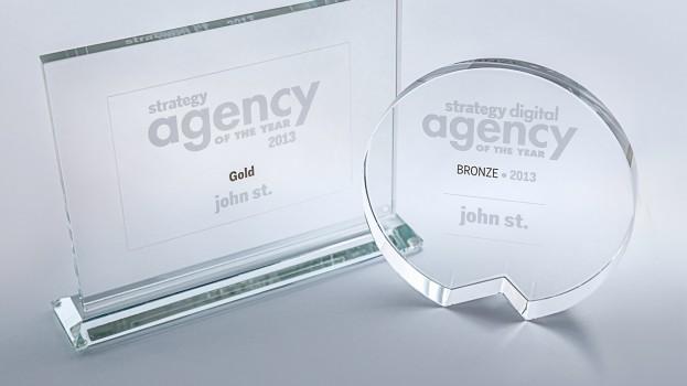John ST AOY DAOY award