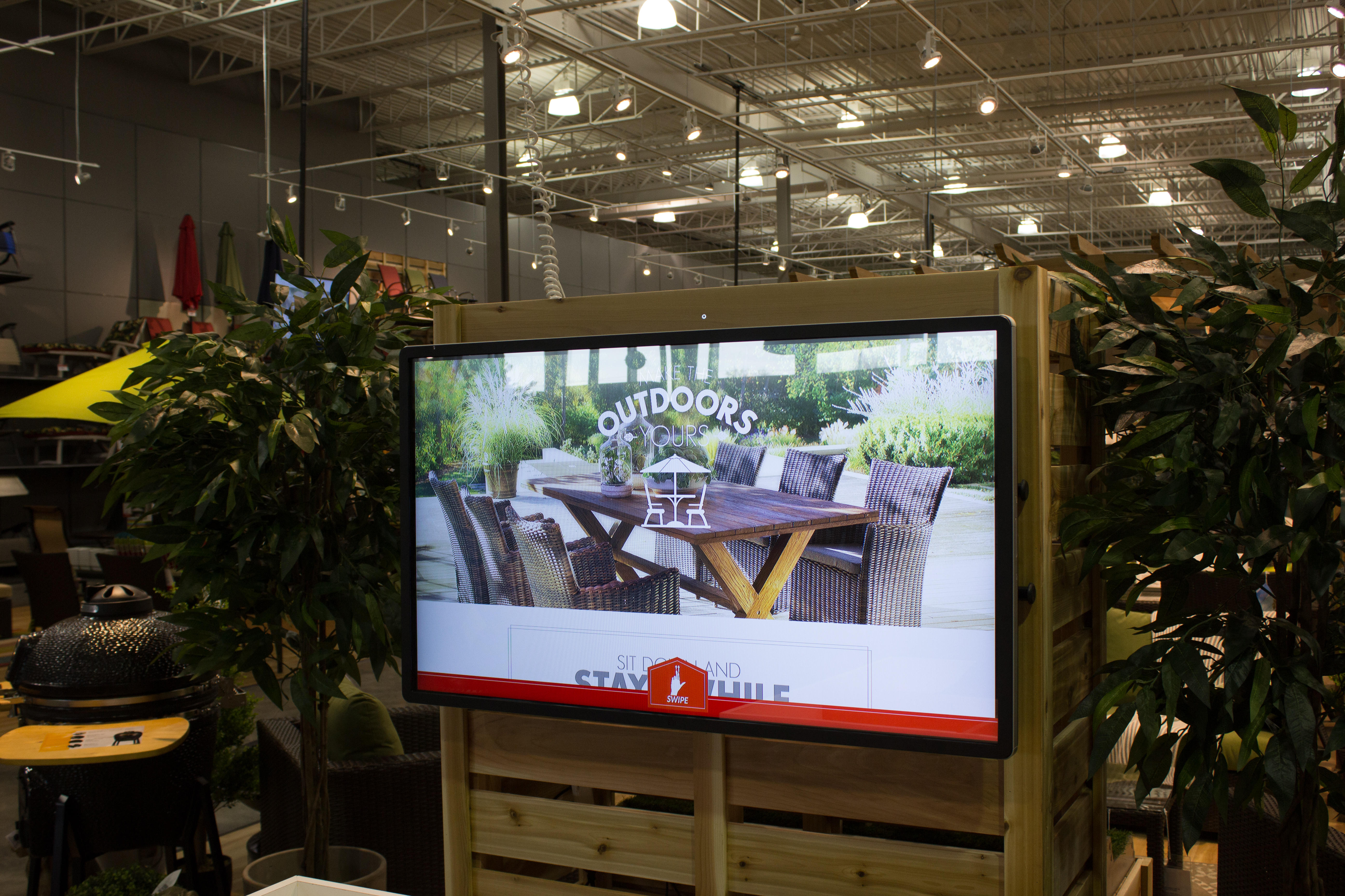 Inside Canadian Tire S Experimental New Showroom 187 Strategy