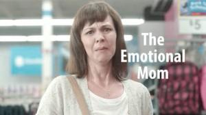 Emotional Mom