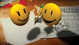 Double Smiley