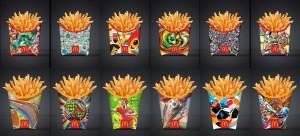 FIFA Fry Box Designs