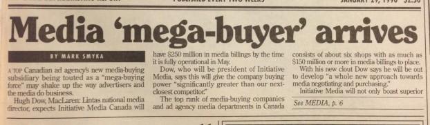 media mega-buyer arrives