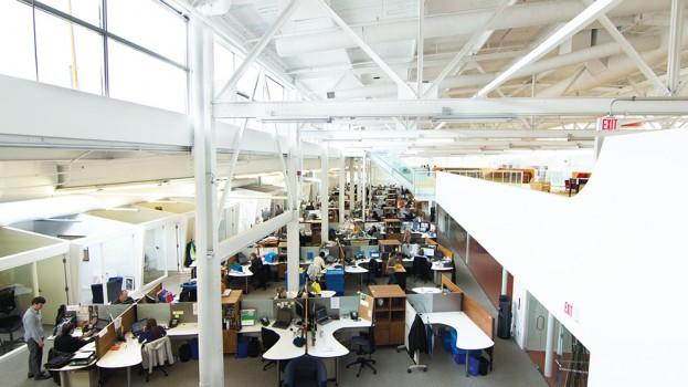 Cossette office 4