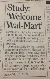 walmart welcome