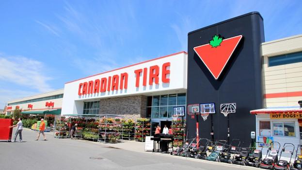 Canadian tire polo park automotive
