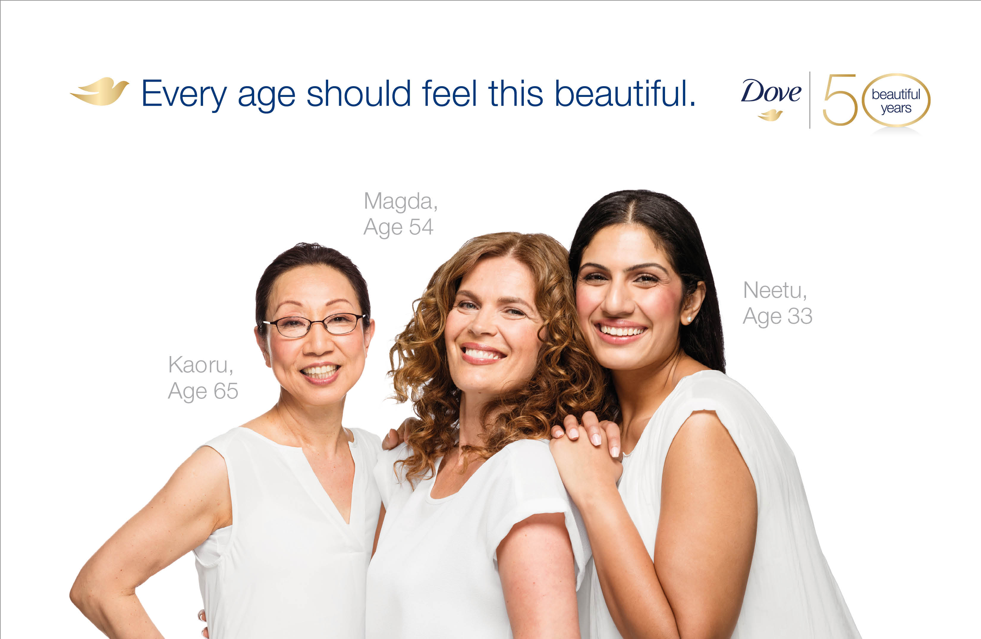 real beauty campaign for dove marketing strategy