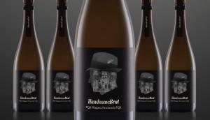 Handsome Brut Bottles Row