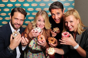 Duelling Donuts Judges
