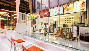 Tim Hortons Concept Store (Convention 2014) - Counter