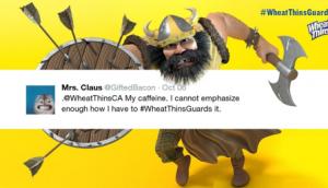 Wheat Thins viking