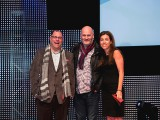 DDB collects its Bronze AOY trophy