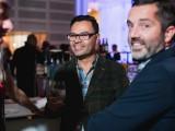 Carlos Moreno smiles for post drink photos
