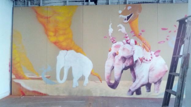 FC4 Mural- MTL