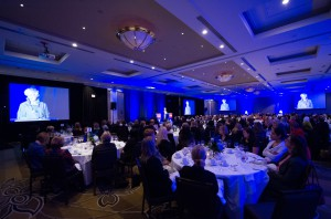 WXN conference. (Mike Sturk photo)