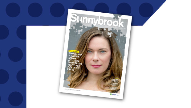 The award-winning Sunnybrook magazine, produced semi-annually by the Globe and Mail, is now in its 5th year of publication, and is a key piece of the foundation's overall donor strategy.