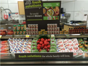 fresh solutions in store