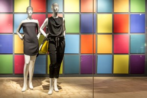 Holt Renfrew's Douglas Coupland inspired storefront windows at 50 Bloor ...