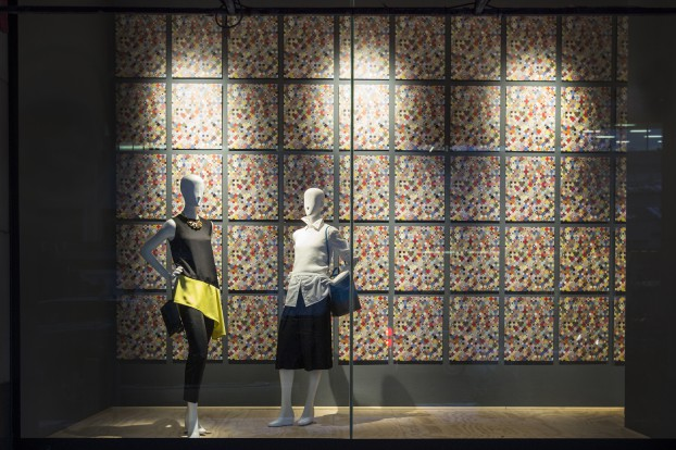 Holt Renfrew's Douglas Coupland inspired storefront windows at 50Bloor Street West_3