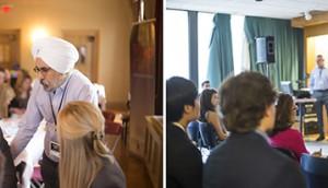 Mandeep Malik at McMaster U and Pallavi Sodhi at York U deliver seminars in partnership with industry