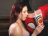 SpidermanKiss