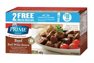42106 Prime Red Wine Beef E