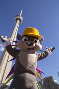 PACHI at CN Tower