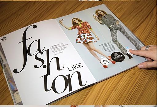 fFASHION LIKE THE AD_ CeA
