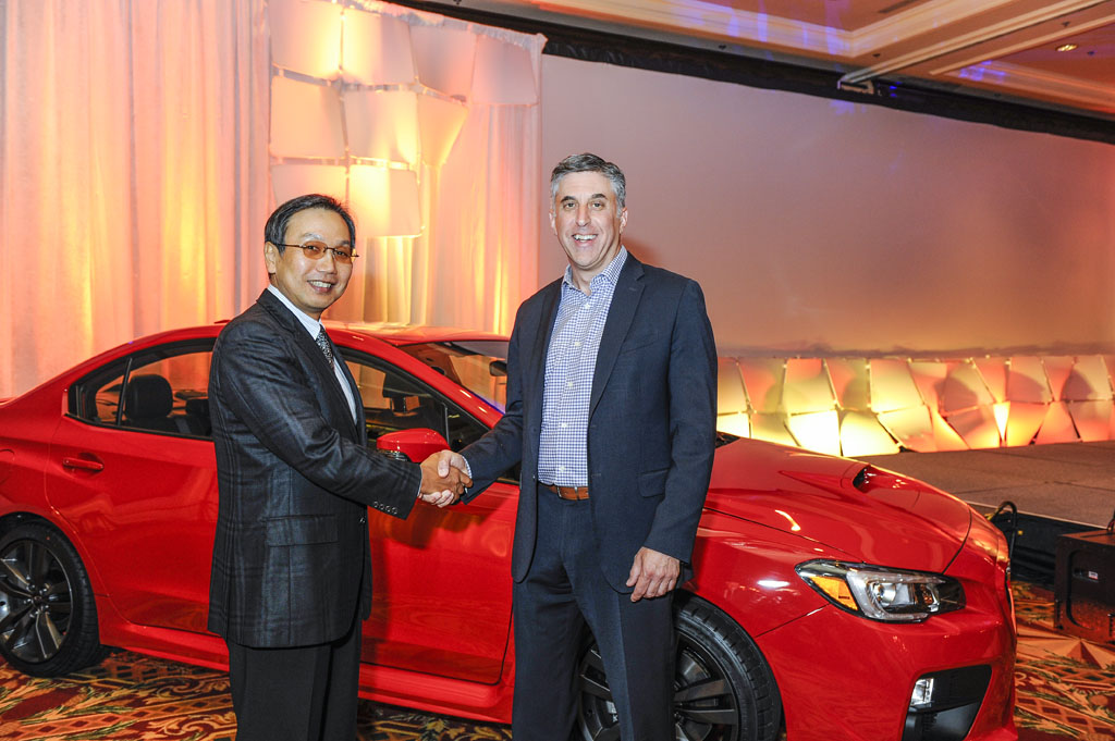 Red Urban Wins Subaru Strategy