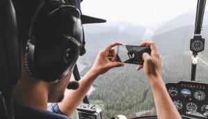 LG ELECTRONICS CANADA- Photographer Captures Jaw-Dropping Images