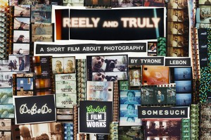 REELY & TRULY POSTER