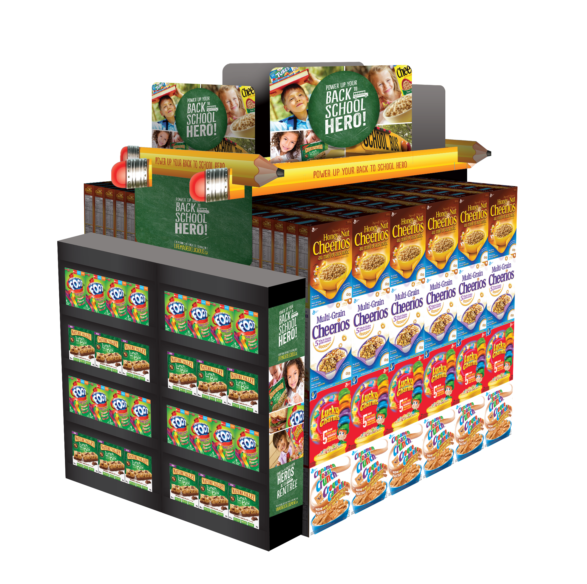 Room Planners General Mills Bets Big On Back To School 187 Strategy