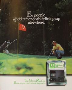 MAG2-66_Golfing Poster