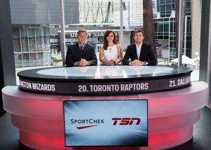 FGL SPORTS LTD. - Sport Chek and TSN Partner to Launch First