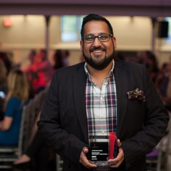 MacLaren McCann's Rishi Gupta nabs a Bronze for MasterCard.