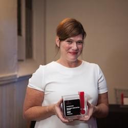 "Fuse Marketing's Kelley Doris snags a Bronze for Scotties' ""Power of 10."""