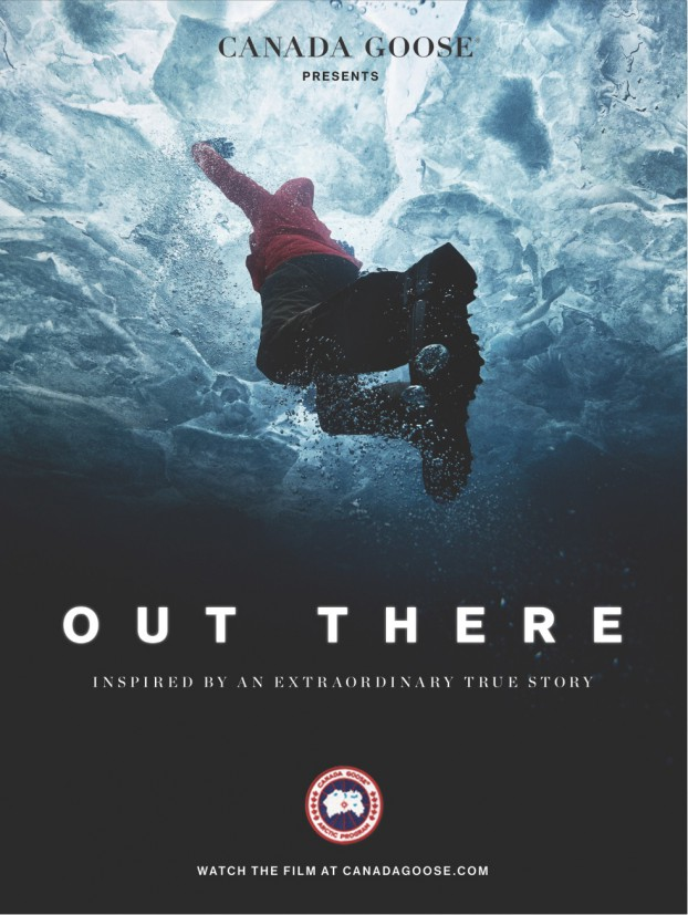 Out There Movie Poster