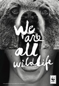 WWF We Are All Wildlife_1_47x68