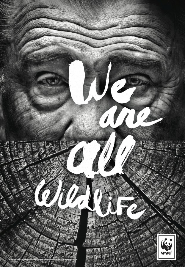 WWF We Are All Wildlife_2_47x68