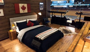 Airbnb Teams Up With Toronto Maple Leafs and Raptors