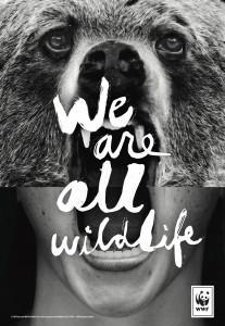 WWF We Are All Wildlife_1_47x68