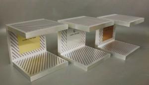 TPS aluminum cubes-no personalizations