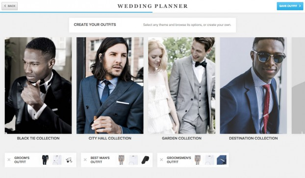 INDOCHINO Wedding Planner 3 Create