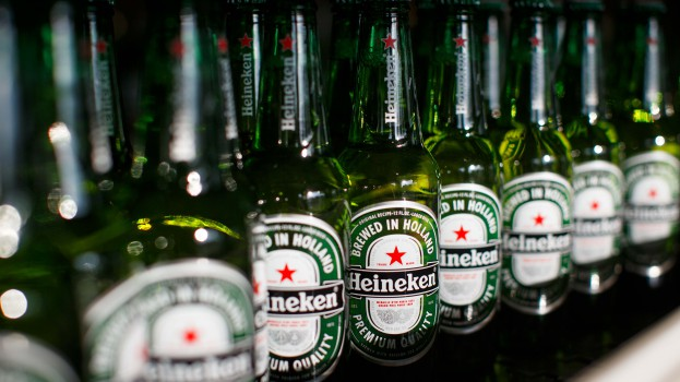 Heineken Zoeterwoude. (Photo by Jasper Juinen for Heineken)