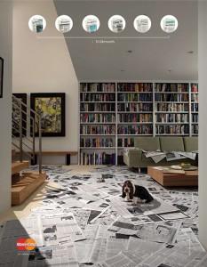 MasterCard - Puppy Print