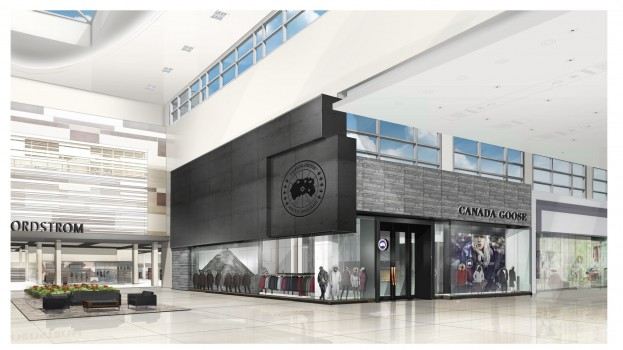 Canada Goose makes its mark with first flagship retail locations