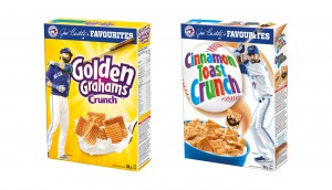 Cereal Product Images
