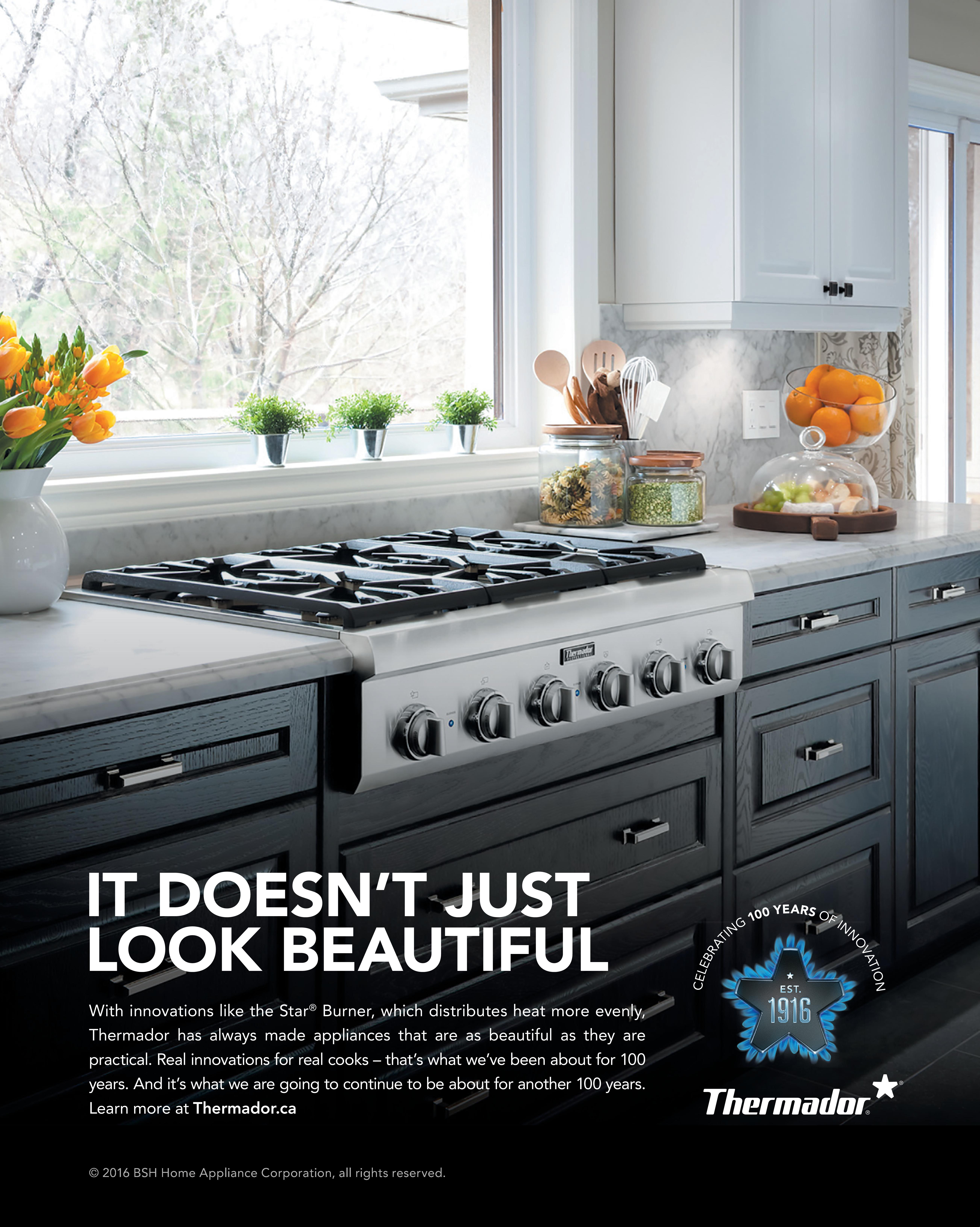 BSH Home Appliances Is Targeting High End Consumers Passionate About  Cooking In Campaigns For Its Bosch And Thermador Brands, Under New Agency  Of Record ...